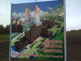 Czy w Stodołach powstanie nowy klasztor?