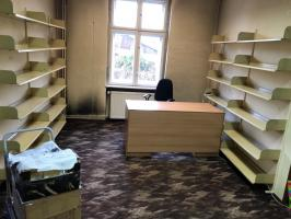 Biblioteka remontuje się
