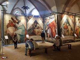 Freski z Kaplicy Sykstyńskiej we Wrocławiu do 15 września
