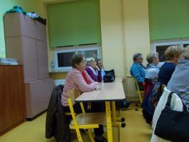 Spotkanie z lekarzem w ramach UTW Rudy