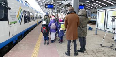 Kolej na Ferie po raz drugi dla dzieci i młodzieży