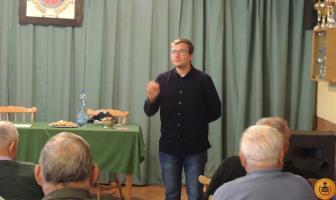 Spotkanie z autorem Kamilem Kartasińskim