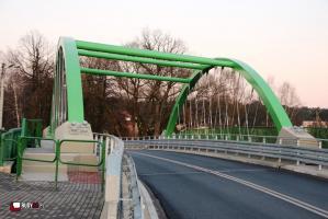 Most w Rudach przejezdny w obu kierunkach