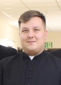 Mamy nowego wikarego - ks. Krystian Kitowski