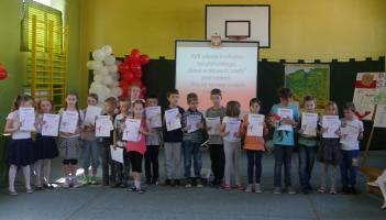 """XVII Międzyszkolny Konkurs Recytatorski """"Świat w słowach poety"""