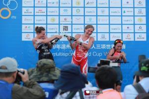 Ewa Bugdoł pierwsza w Chinach!