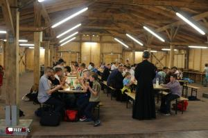 Ministranci i lektorzy w Rudach