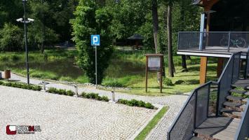 W Rudach powstaje parking dla samochodów kempingowych
