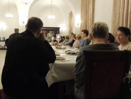 Spotkanie opłatkowe Uniwersytetu III Wieku