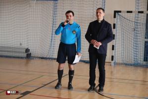 Turniej w piłce halowej o tytuł Mistrza Dekanatu Kuźnia Raciborska
