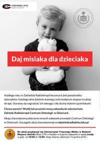 Daj misiaka dla dzieciaka!