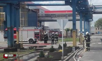 Pożar w Henklu